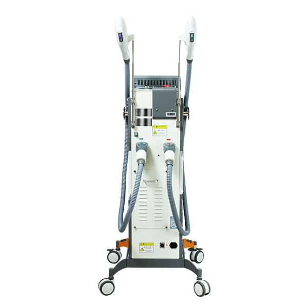 Gemini Twin - IPL FHR/SHR/FSR Optimal Pulse Technology